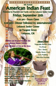 2015 Native American Feast Poster v.2