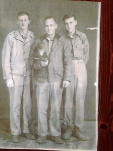 Dad-friends-monkeyWWII
